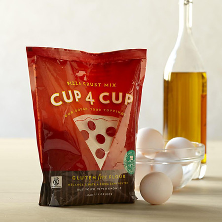 Cup4Cup Gluten Free Pizza Crust Mix