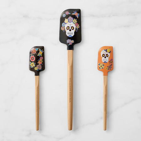 Day of the Dead Spatula, Set of 2 Minis