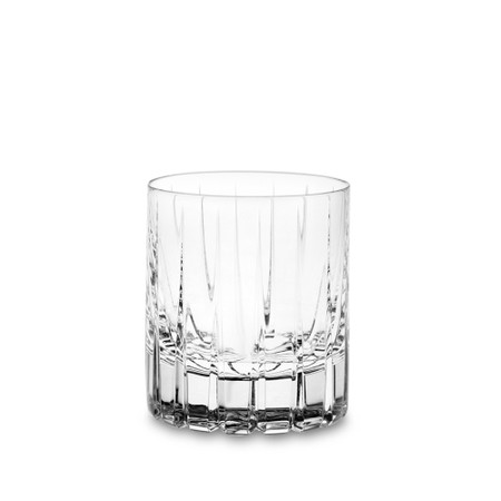 Dorset Crystal Double & Single Old-Fashioned Glass