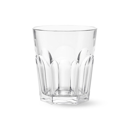 DuraClear® Tritan Faceted Tumblers, 400 ml