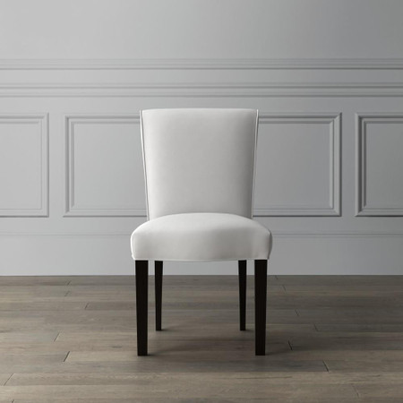 Fitzgerald Dining Side Chair, Natural Linen