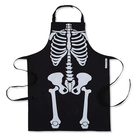 Glow-in-the-Dark Skeleton Kid's Apron