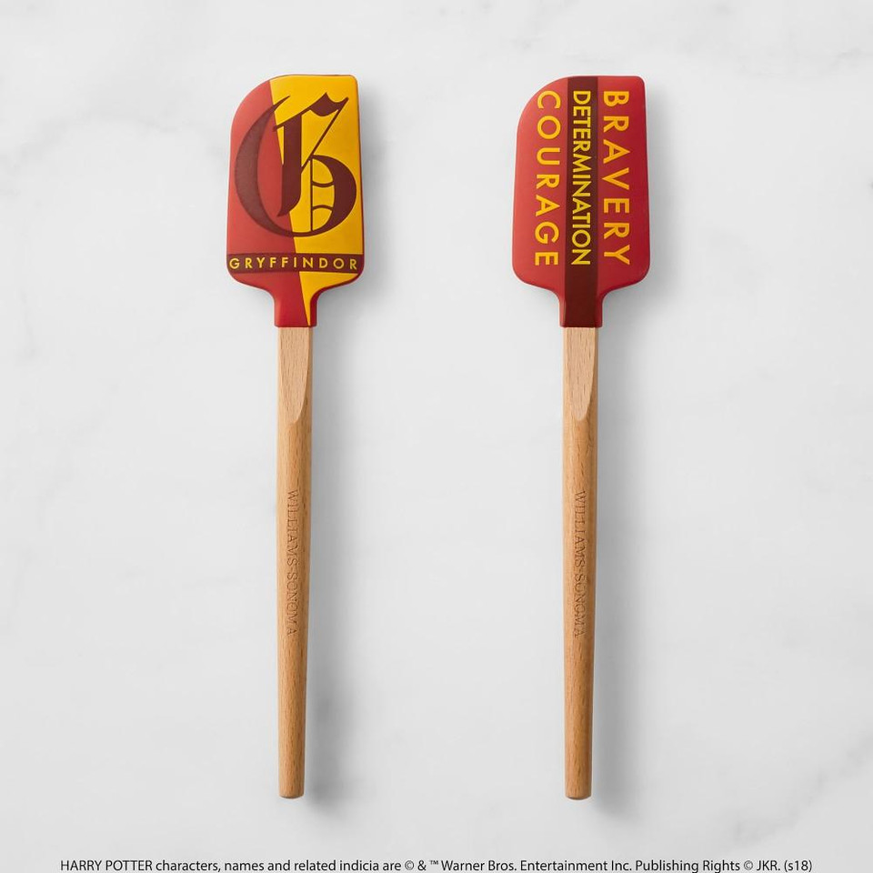 HARRY POTTER™ GRYFFINDOR™ Mini Silicone Spatulas, Set of 2