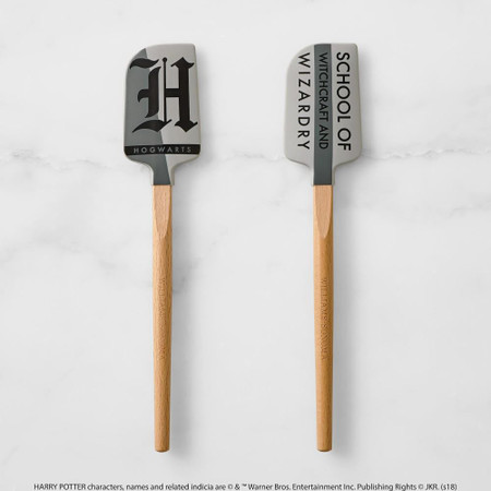 HARRY POTTER™ HOGWARTS™ Mini Silicone Spatulas, Set of 2