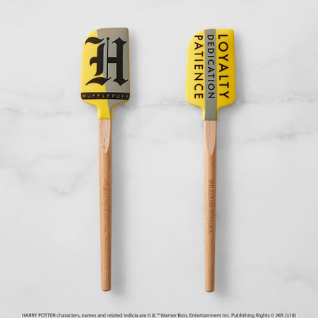 HARRY POTTER™ HUFFLEPUFF™ Mini Silicone Spatulas, Set of 2