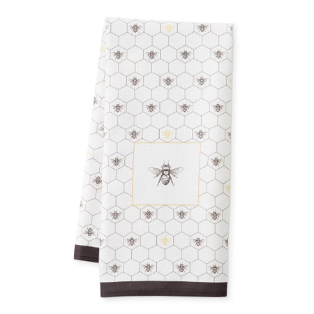 Honeycomb Tea Towels, Set of 2