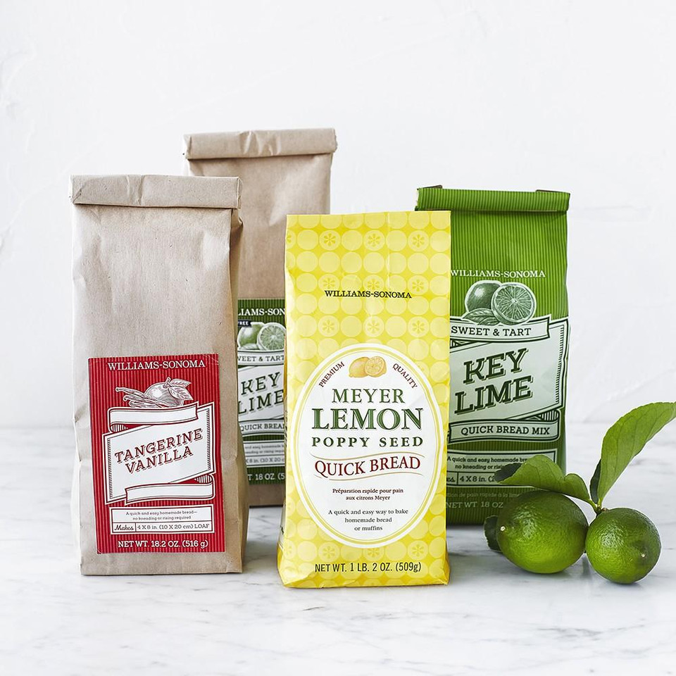 Key Lime Quick Bread Mix