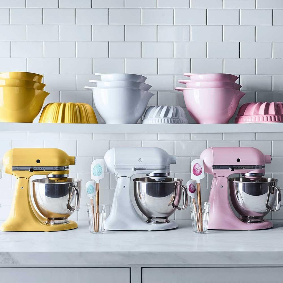 KitchenAid® Artisan Stand Mixer, Ice Blue