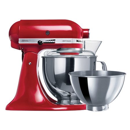 KitchenAid® Artisan Stand Mixer, Empire Red