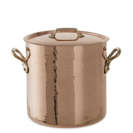Mauviel Copper Stockpot