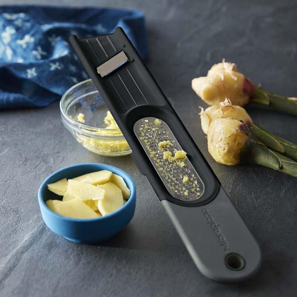 Microplane® 3-in-1 Ginger Tool