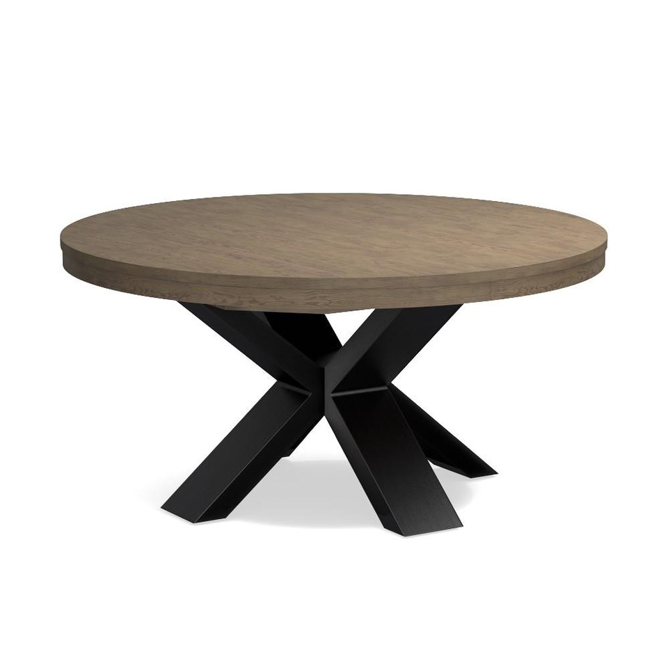 Navarro Round Dining Table, Monterey