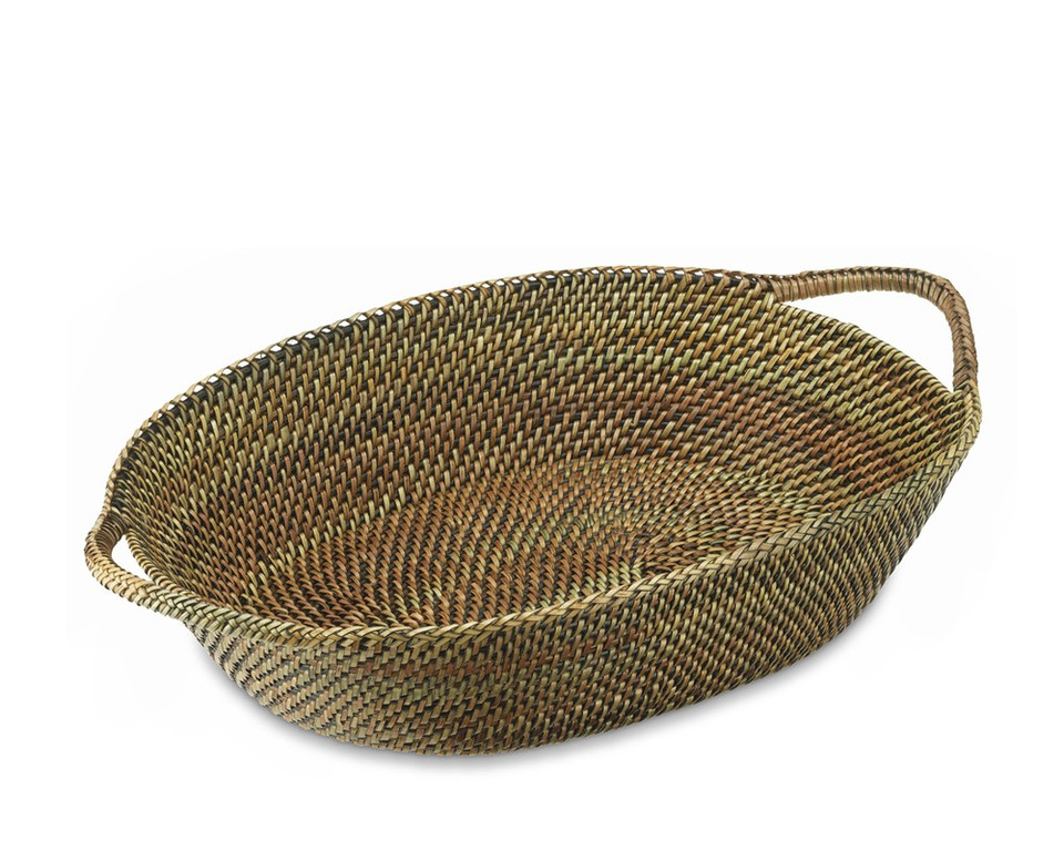 Nito Basket with Handles