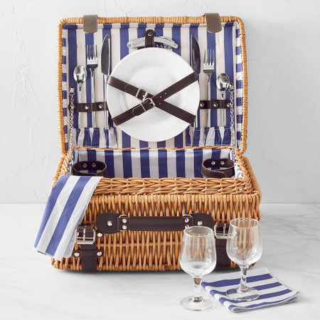 Outdoor Picnic Basket