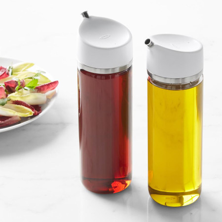OXO 350 ml Glass Oil Container, Set of 2