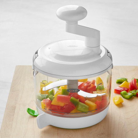 OXO Manual Food Processor