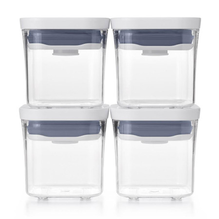 OXO POP Container Mini 4-Piece Set