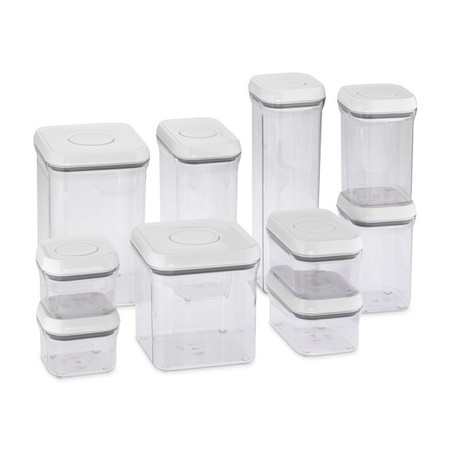 OXO Pop Containers, Set of 10