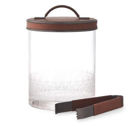 Paz Ice Bucket with Tongs