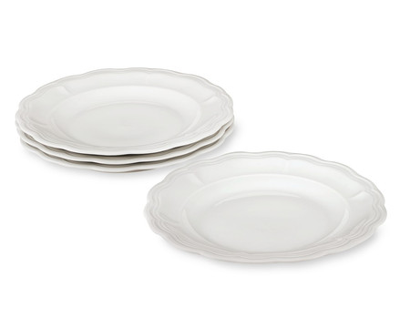 Pillivuyt Queen Anne Salad Plate
