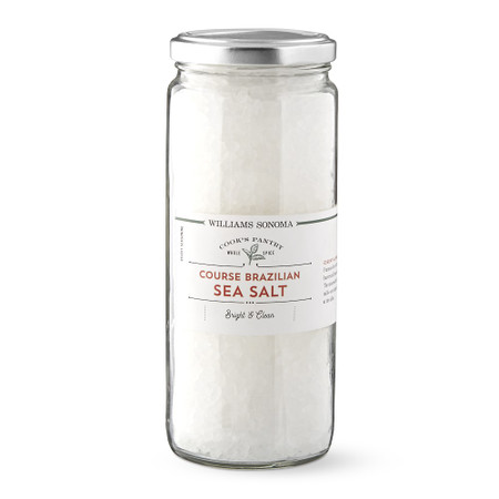 Williams Sonoma Sea Salt for Salt Mills