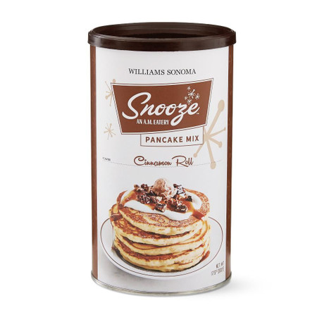Snooze Eatery Pancake Mix, Cinnamon Roll