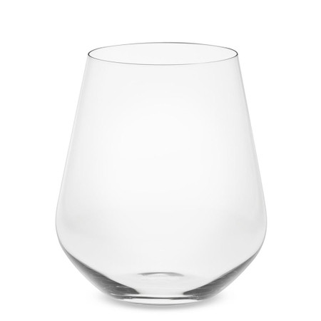 Williams Sonoma Estate Stemless Red Wine Glasses