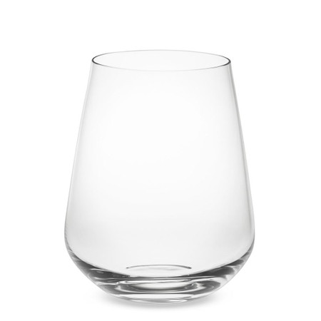 Williams Sonoma Estate Stemless White Wine Glass