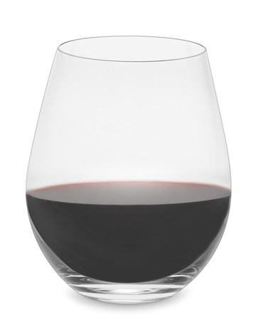 Williams Sonoma Reserve Stemless Pinot Noir Wine Glass