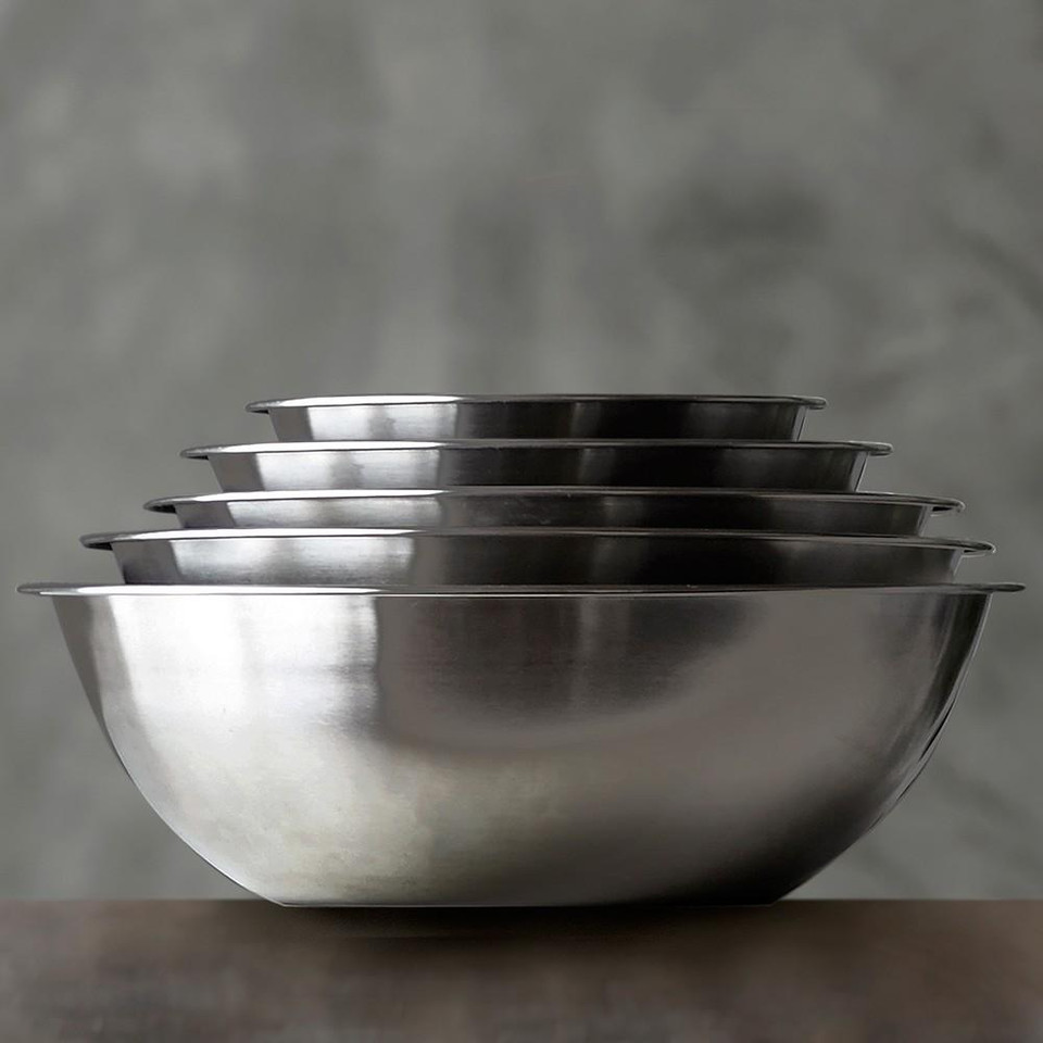 Stainless Steel Restaurant Bowl