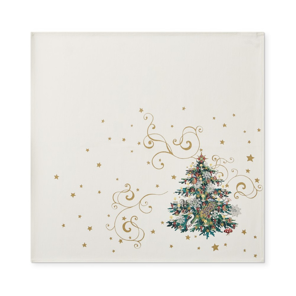 Twas the Night Before Christmas Napkins, Set of 4