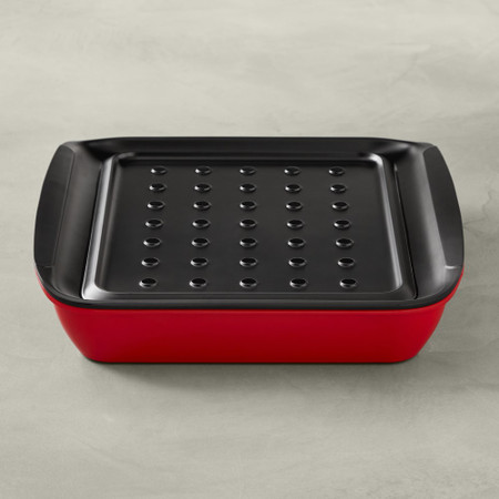 Williams Sonoma Small Barbecue Prep Marinade Tray
