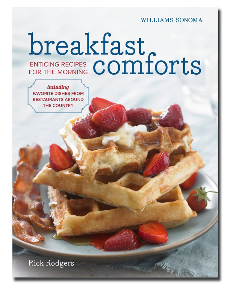 W-S Breakfast Comforts Cookbook - New Edition