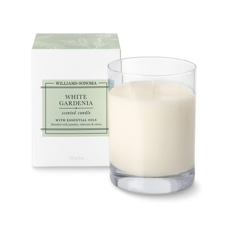 Williams Sonoma Candle, White Gardenia