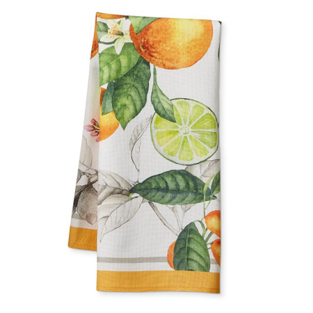Citrus Towels, Set of 2