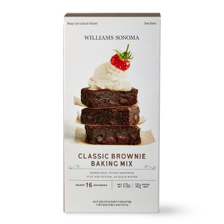 Williams Sonoma Classic Brownie Mix
