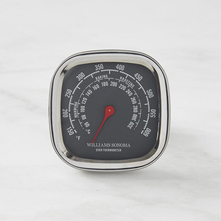 Williams Sonoma Dial Display Oven Thermometer