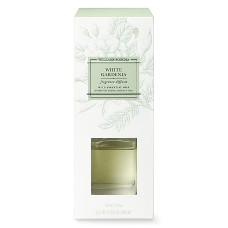 Williams Sonoma Diffuser, White Gardenia