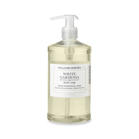 Williams Sonoma Hand Soap, White Gardenia