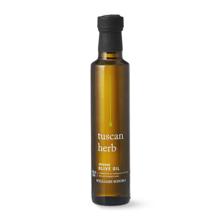 Williams Sonoma Infused Olive Oil, Tuscan Herb