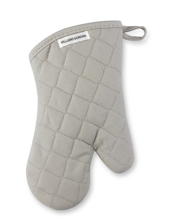 Williams Sonoma Oven Mitt, Grey