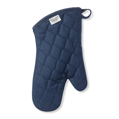 Williams Sonoma Oven Mitt, Navy