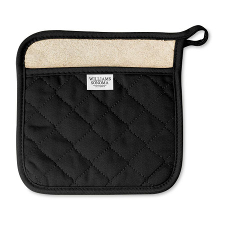 Williams Sonoma Potholder, Black