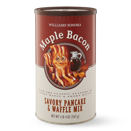 Williams Sonoma Maple Bacon Savoury Pancake & Waffle Mix