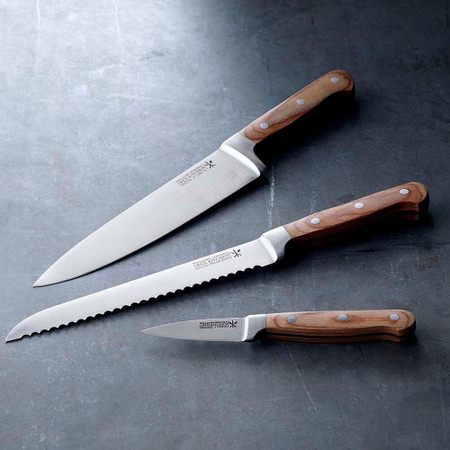 Williams Sonoma Open Kitchen 3-Piece Knife Set