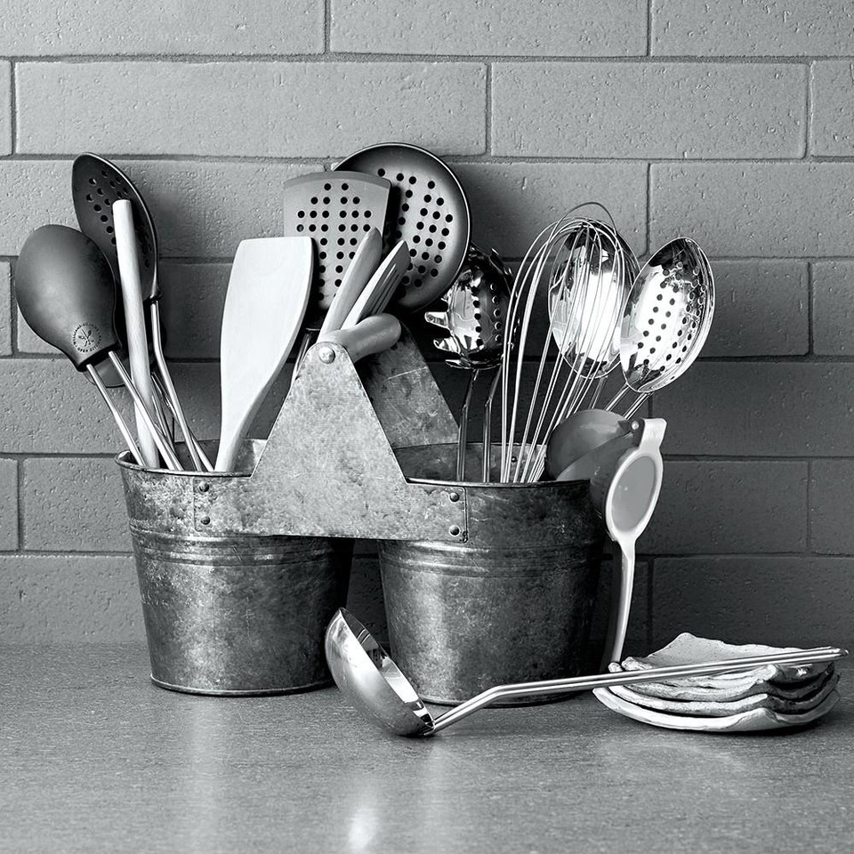 Williams Sonoma Open Kitchen Stainless-Steel Soup Ladle