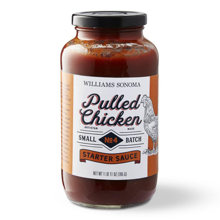 Williams Sonoma Pulled Chicken Starter