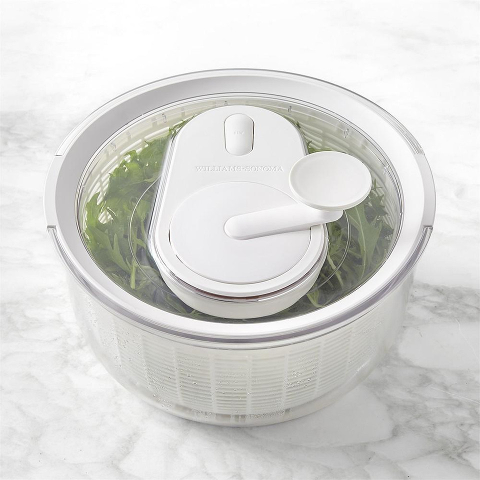 Williams Sonoma Salad Spinner