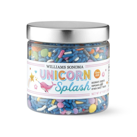Williams Sonoma Sprinkles, Unicorn Splash