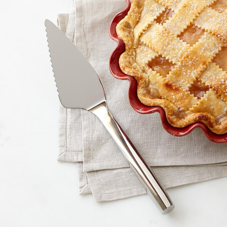 Williams Sonoma Stainless-Steel Prep Server Pie Server